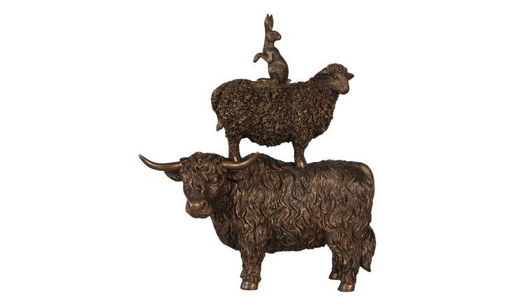 Argos Home Moorlands Stacking Animals Figurine