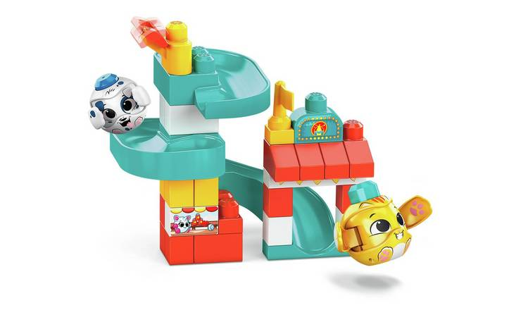 Mega Bloks Peek and Sort Playset