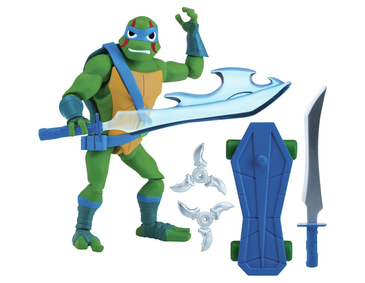 Teenage Mutant Ninja Turtle Leonardo Figure