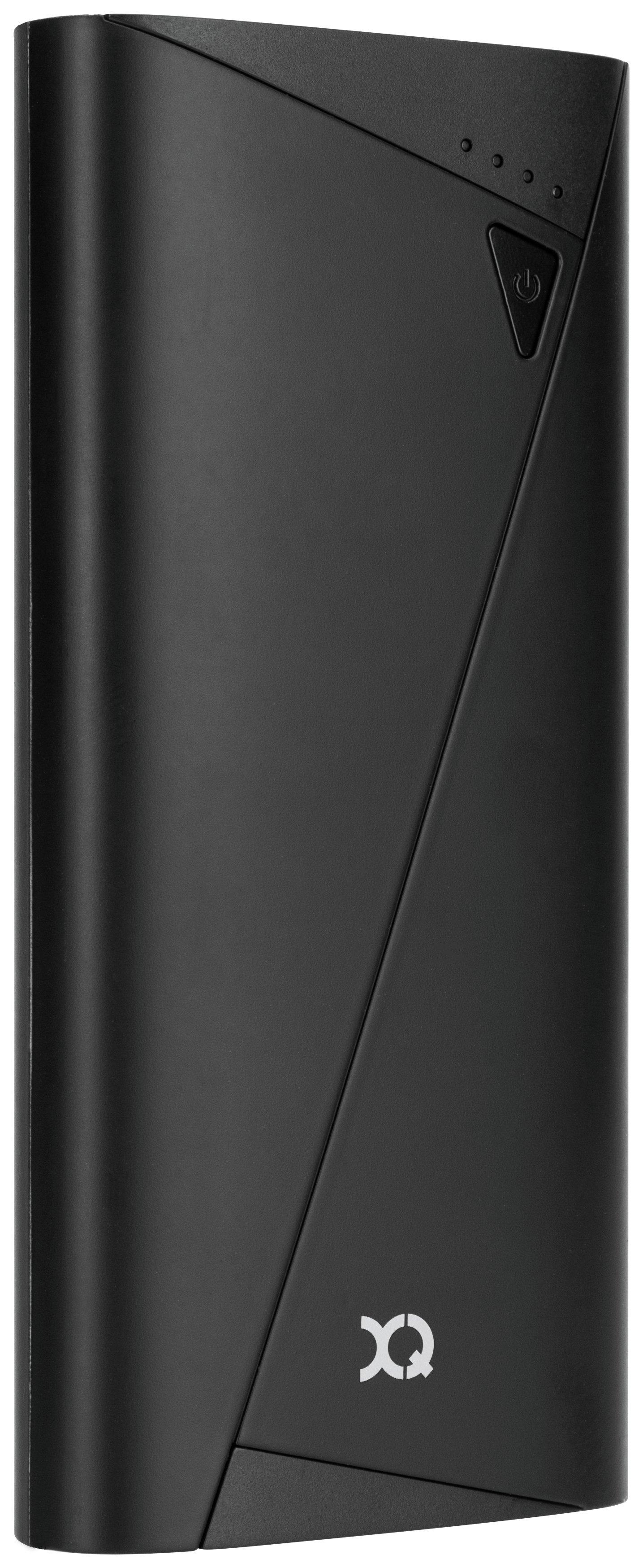 Xqisit Xqisit 10400mAh Power Bank - Black.