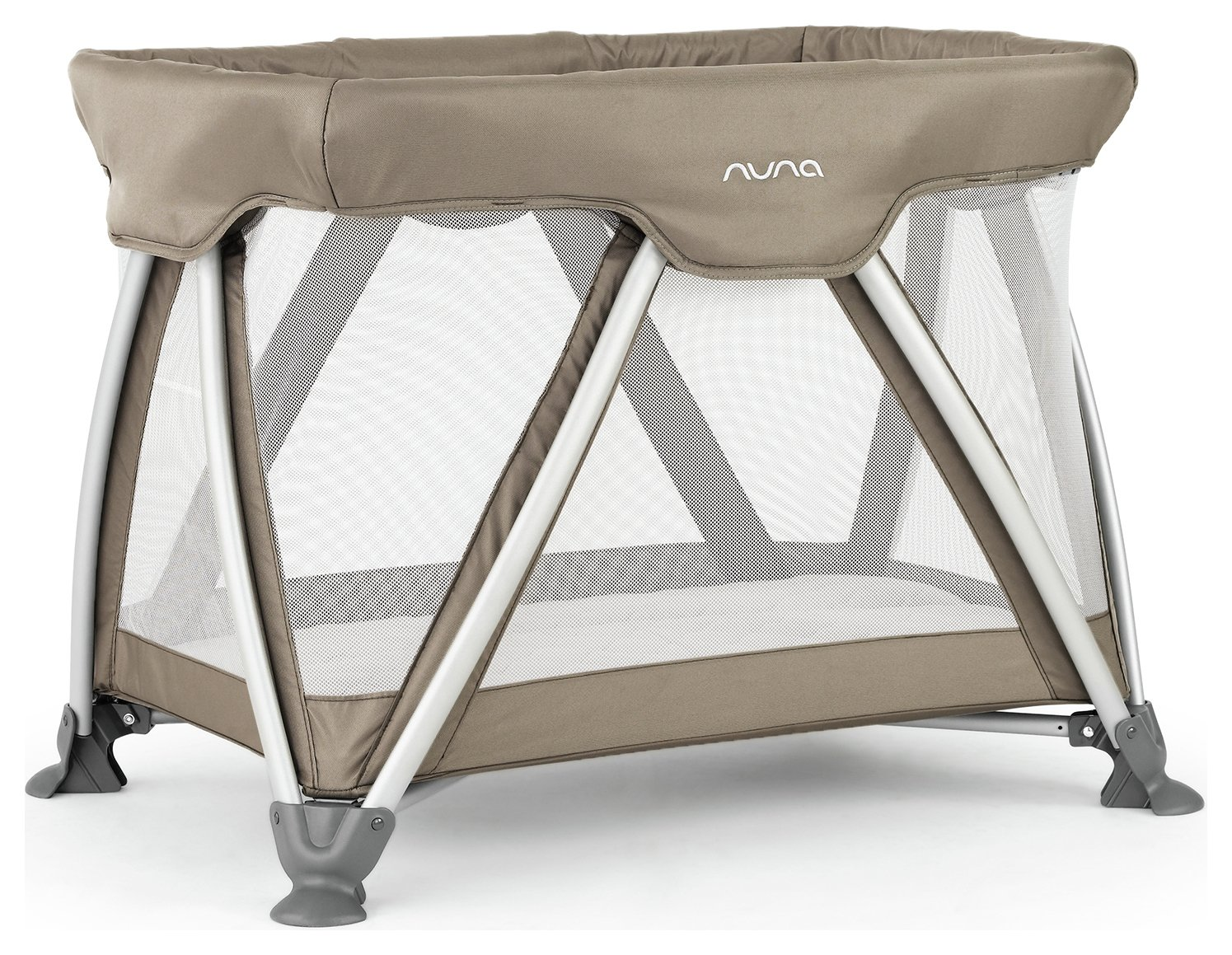Nuna Sena Mini Travel Cot - Safari.