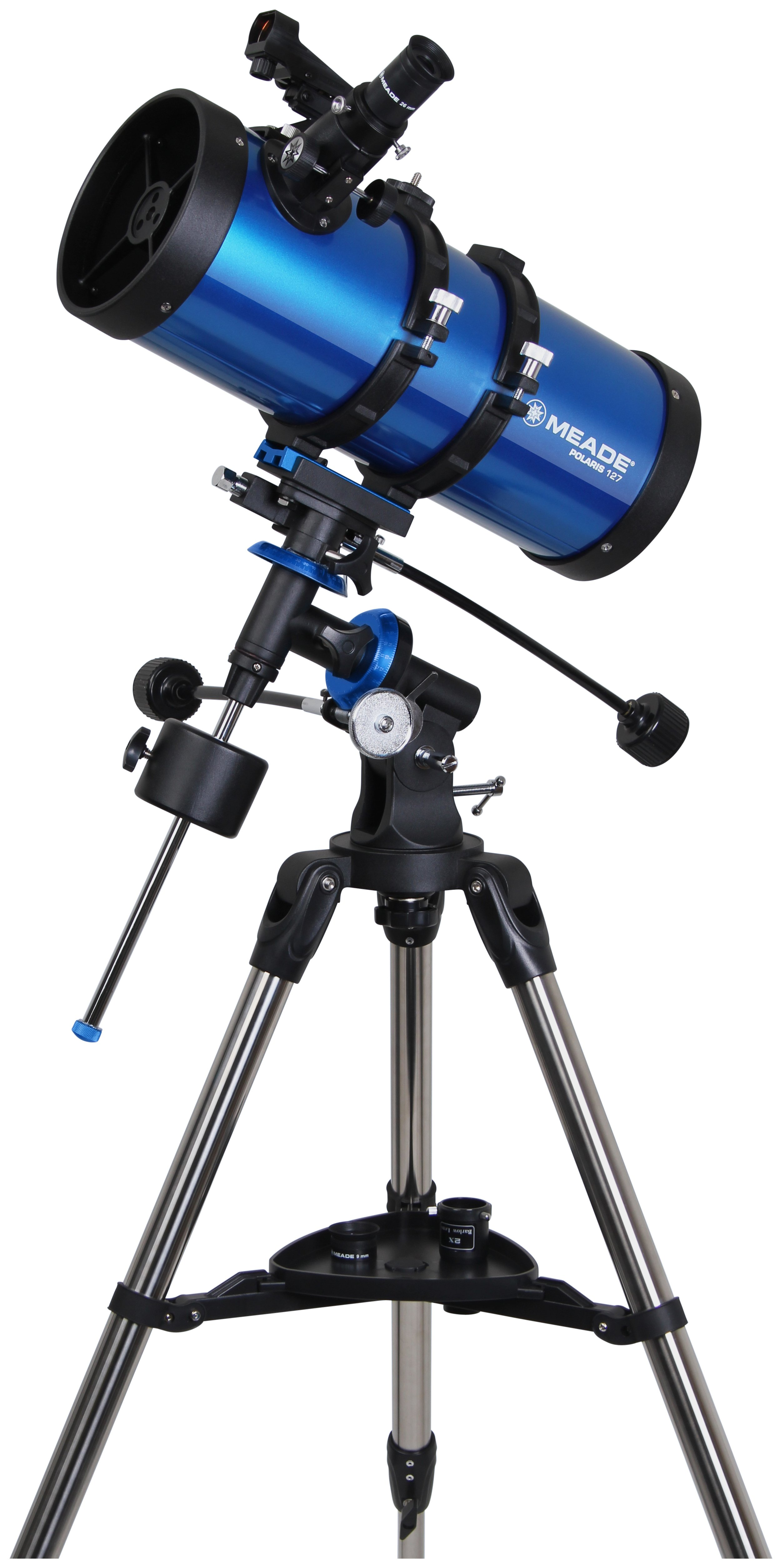 Meade Polaris 127EQ Telescope.