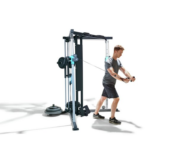 Buy Men S Health Cable Cross Over Home Multi Gym Multi