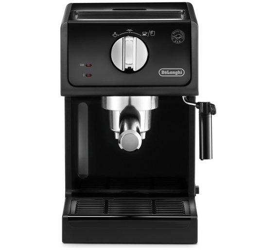 buy de longhi ecp31 21 pump espresso coffee machine black coffee