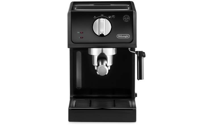 Buy Delonghi Ecp3121 Pump Espresso Coffee Machine Coffee Machines Argos