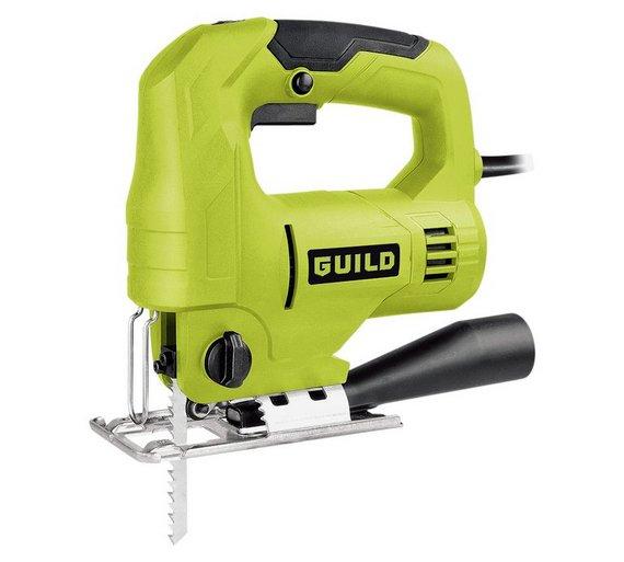 Buy guild variable speed jigsaw 550w saws argos guild variable speed jigsaw 550w greentooth Choice Image
