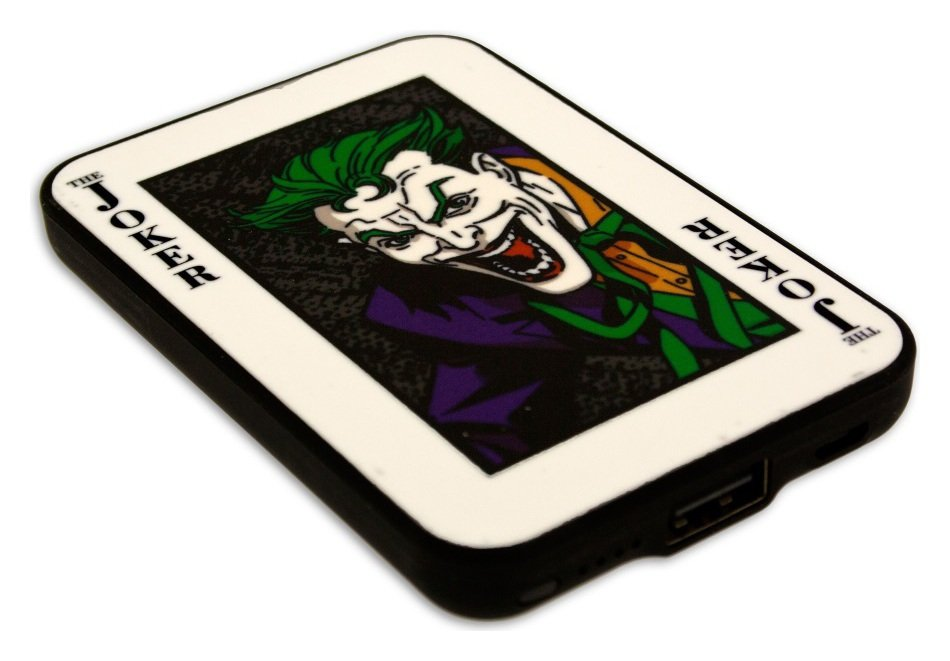 DC The Joker 5000mAh Powerbank.