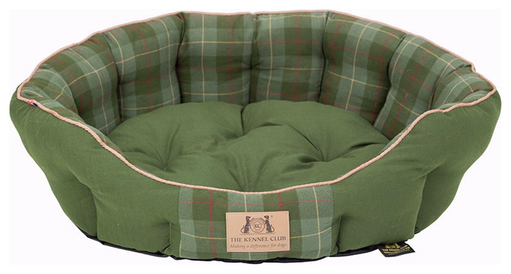 scruffs kennel club dog bed large