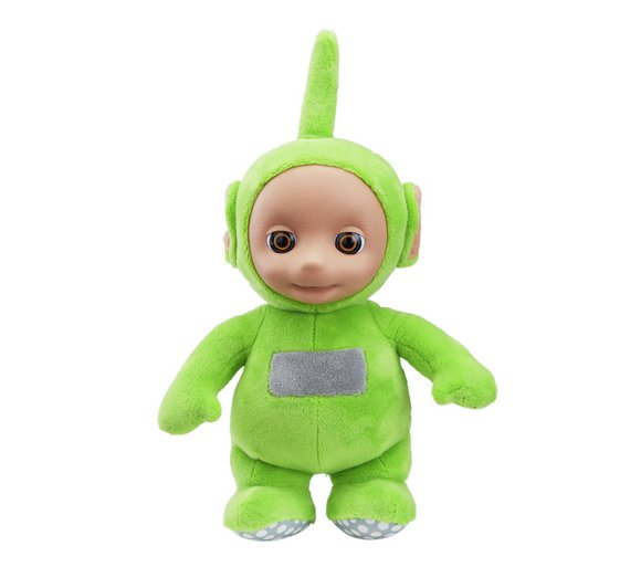Squishy Mushy Argos : Buy Teletubbies Talking Plush Dipsy Soft Toy at Argos.co.uk - Your Online Shop for Character ...
