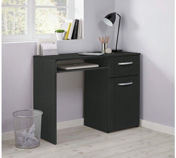 Buy Home Hayward Office Desk Black At Your Online Shop For Desks And