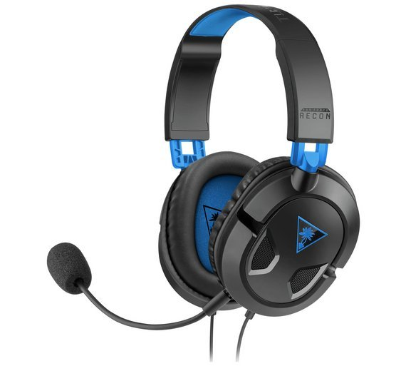 Turtle Beach Turtle Beach Recon 50P PS4/Xbox One/PC Gaming Headset.