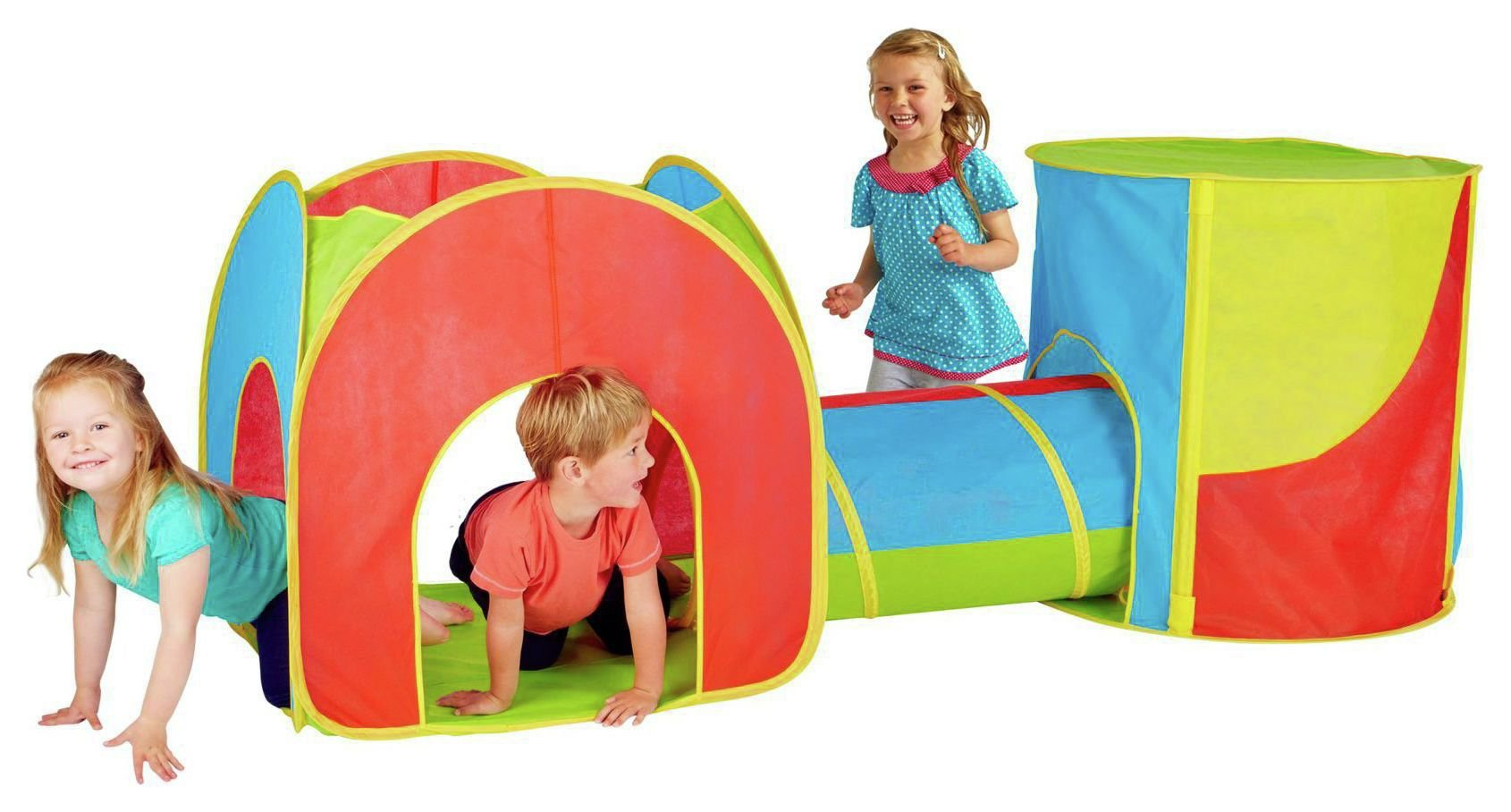 Image of Chad Valley - Combo 3-in-1 Playtent