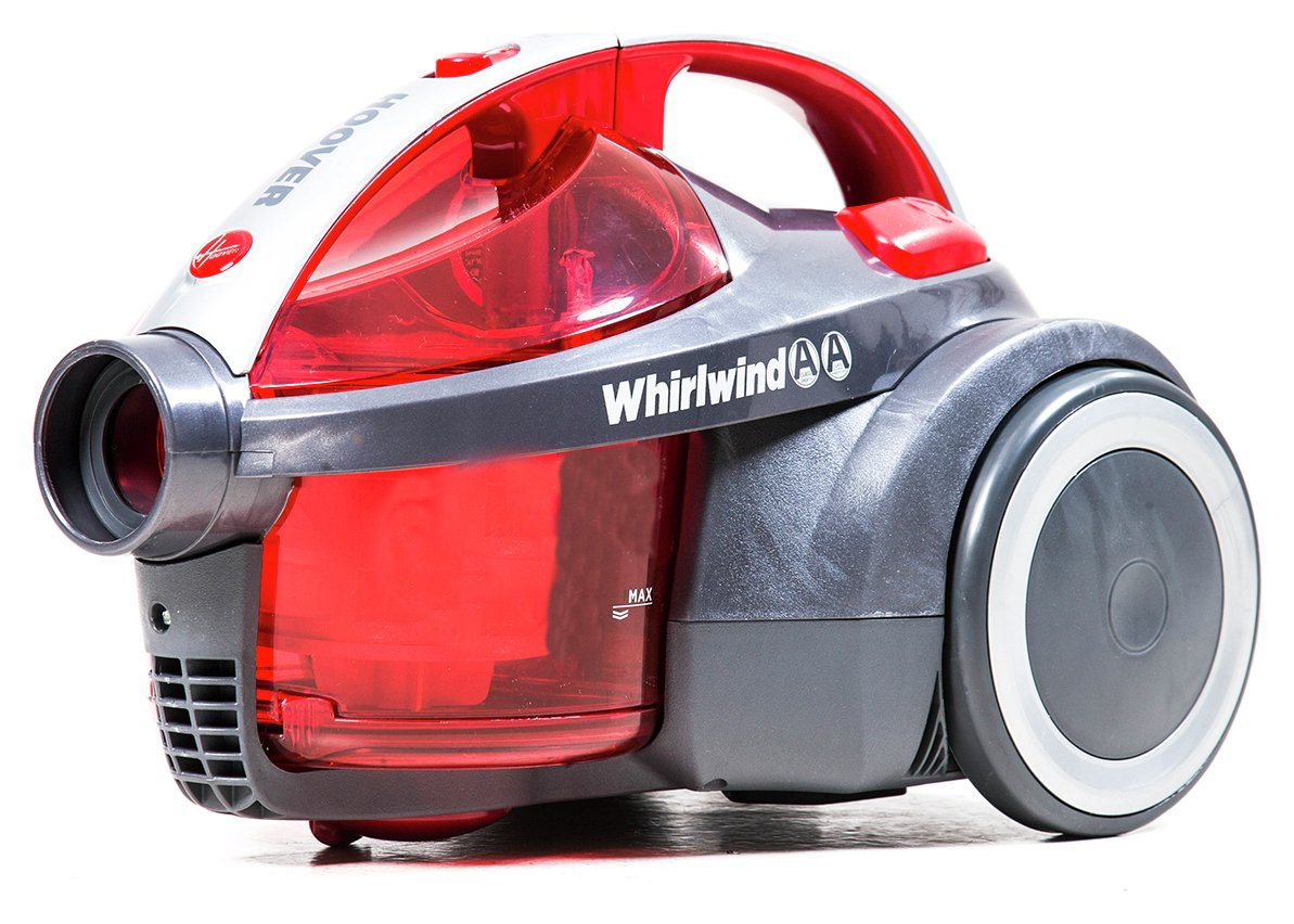 Hoover - SE71WR01001 Whirlwind Bagless Cylinder Vacuum Cleaner