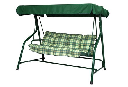 Image of the Tubular 3 Seater Swing Hammock.