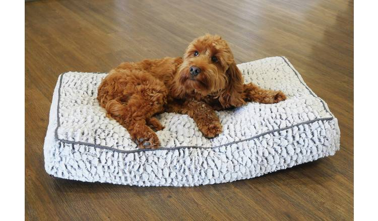 Rosewood Self-heated Dog Bed - Medium