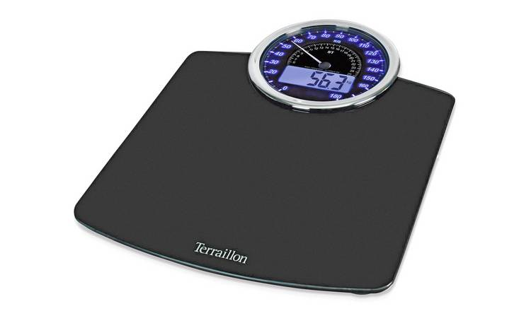Terraillon GP3000 Dual Display Mechanical Bathroom Scales