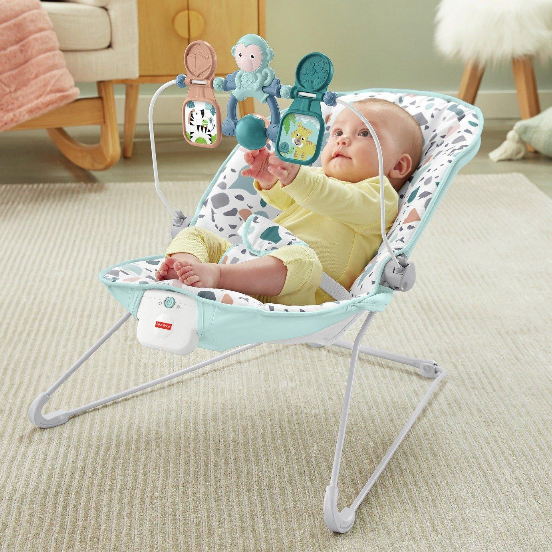Fisher-Price Signature Terazzo Baby Bouncer