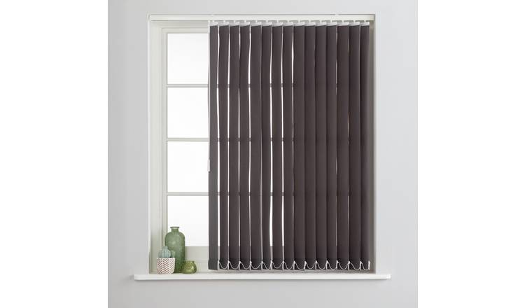 Argos Home Vertical Blind Pack - Grey