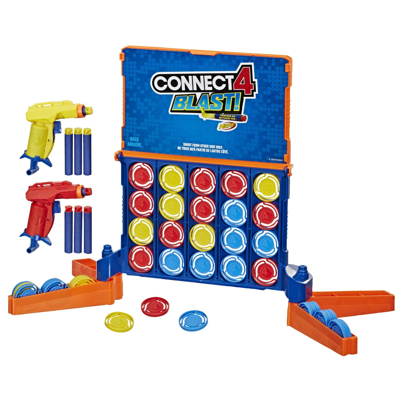 Connect 4 Nerf by Hasbro Gaming