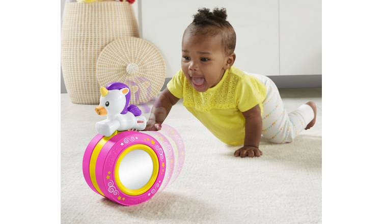 Fisher-Price Crawling Magical Unicorn