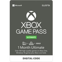 Xbox Game Pass Ultimate 1 Month Digital Download