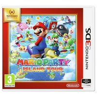 Mario Party Island Tour Nintendo Selects 3DS Game