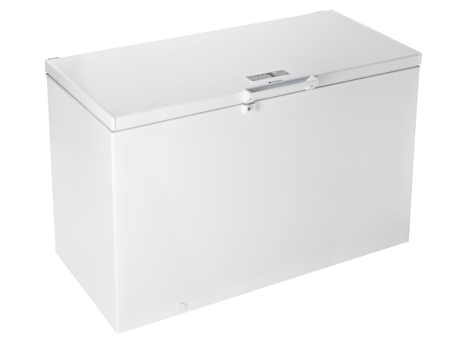 Hotpoint CS1A400FMH Chest Freezer - White.