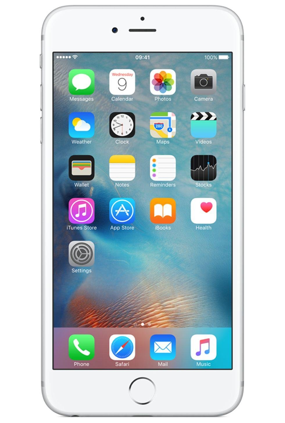 Search and compare best prices of Sim Free Apple iPhone 6S Plus 128GB Mobile Phone - Silver. in UK