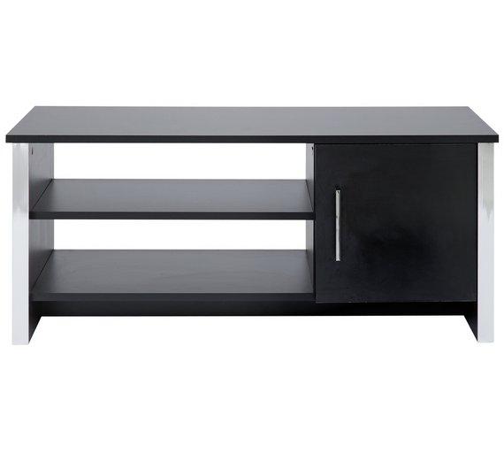 Buy Home San Marino 1 Door Tv Unit Black At