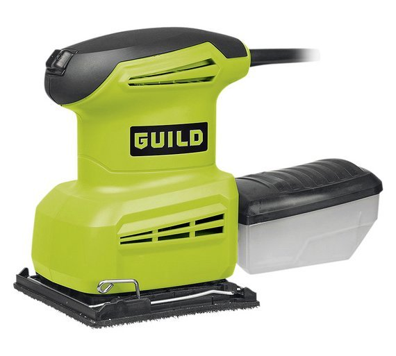 Image of Guild - 1/4 Small Sheet Sander - 200W