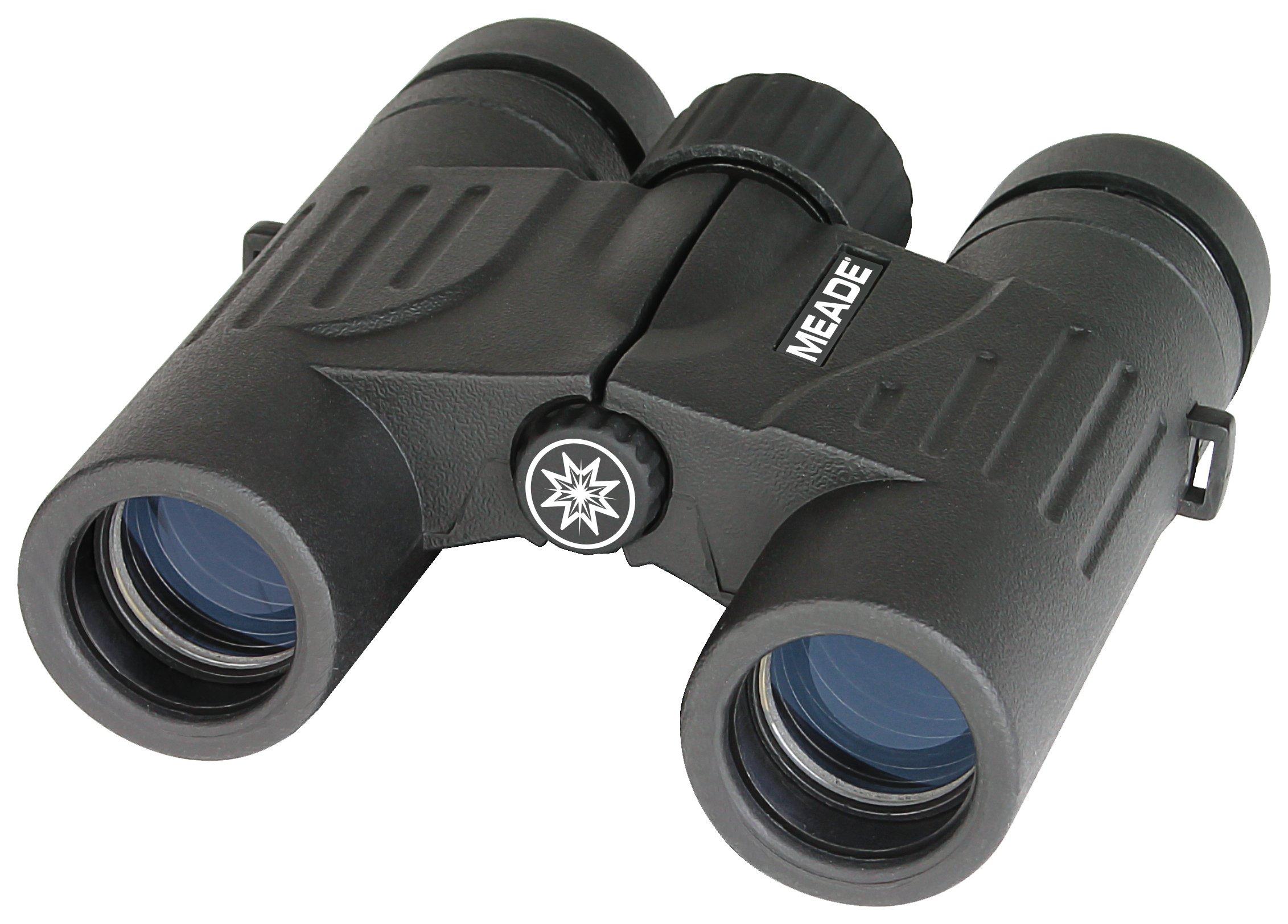 Meade Travelview Binoculars 10x25.