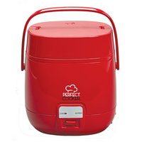 Perfect Cooker - Multi-Cooker - Red