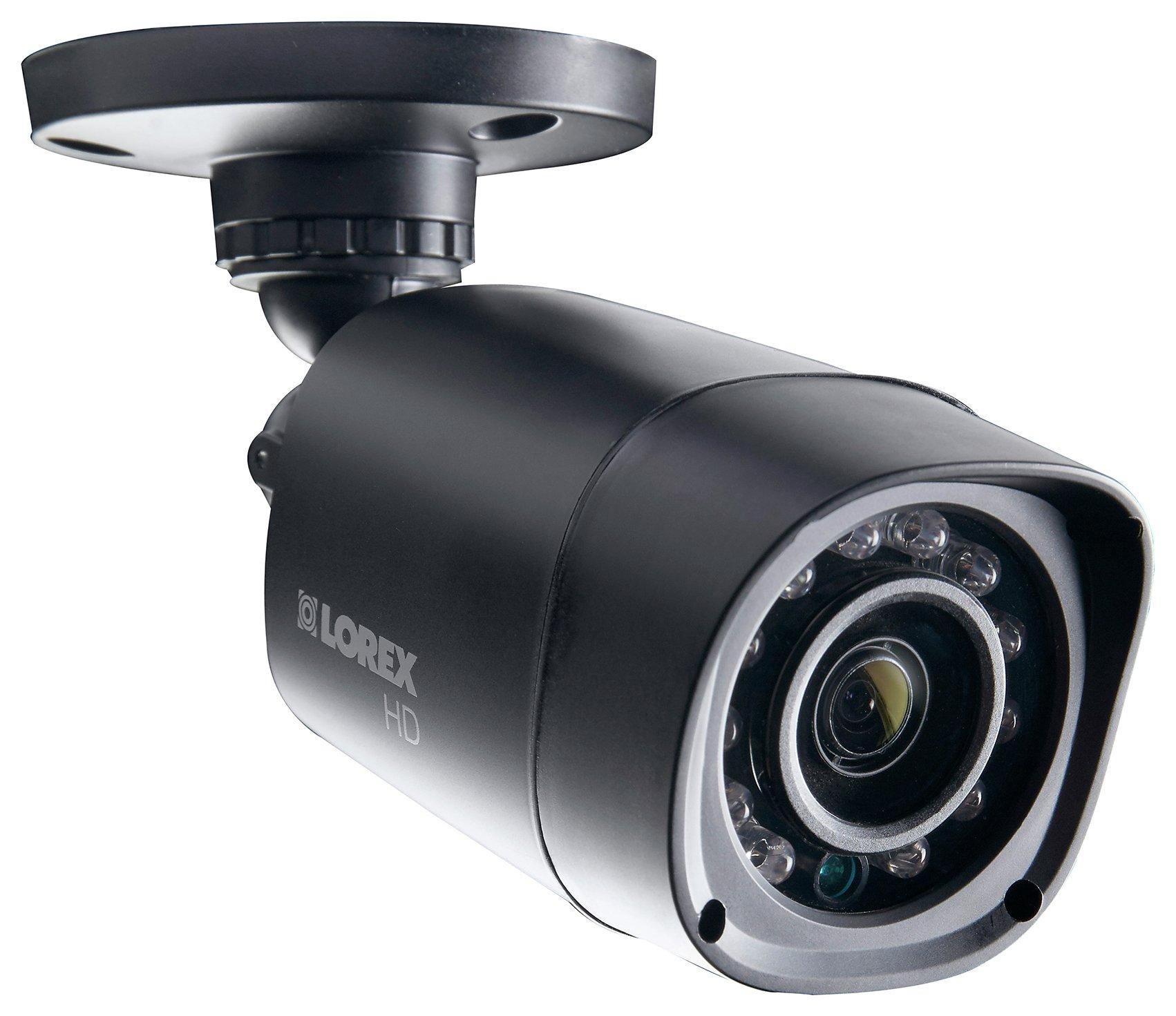 how to set up lorex camera