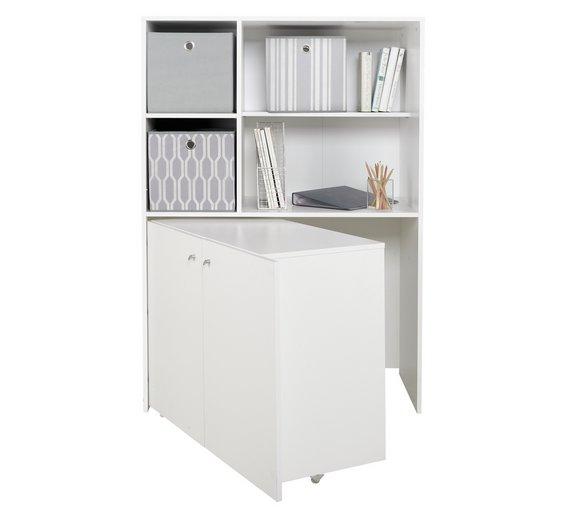 Buy HOME Calgary Hideaway Corner Desk