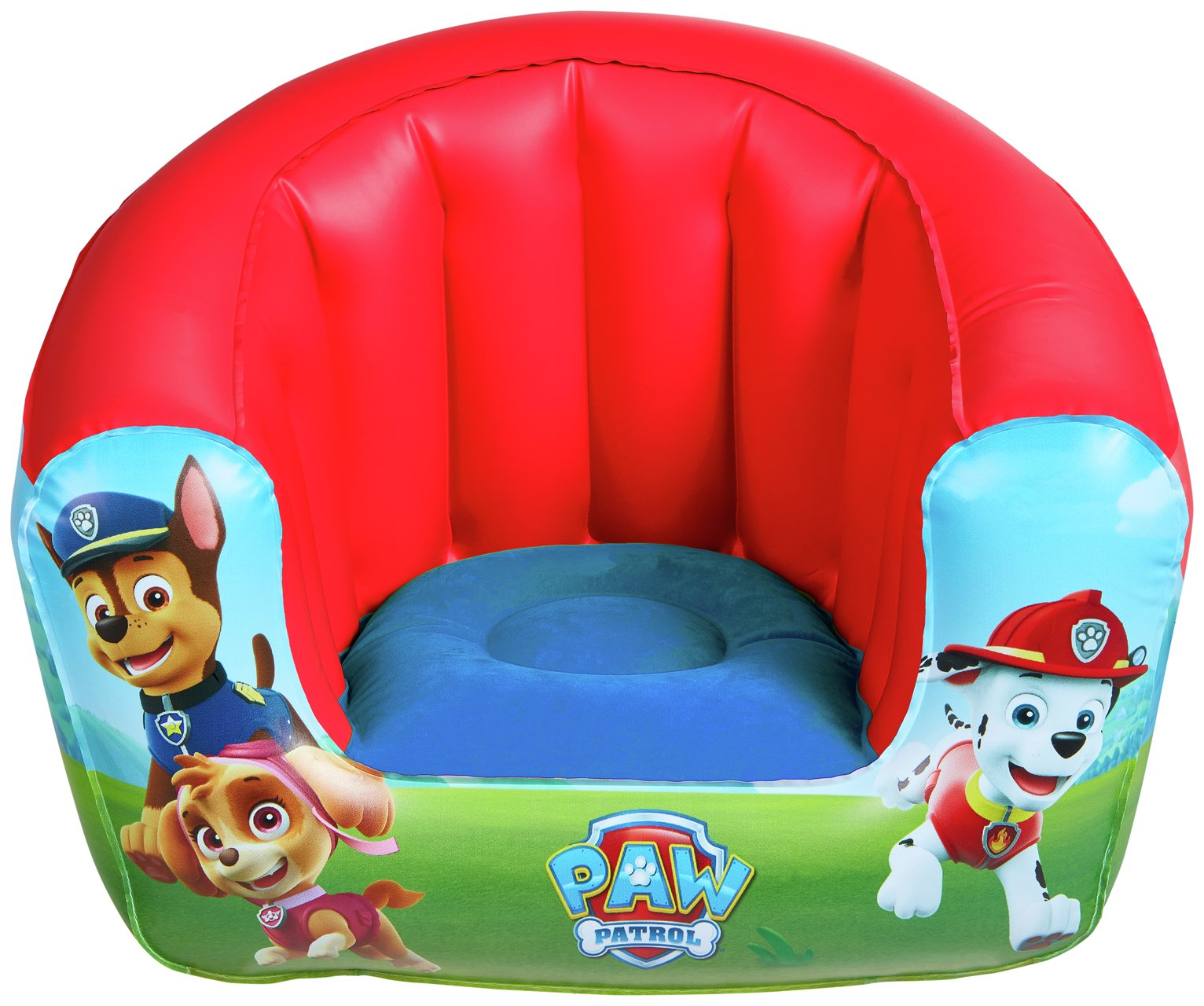 Image of PAW Patrol Flocked Chair
