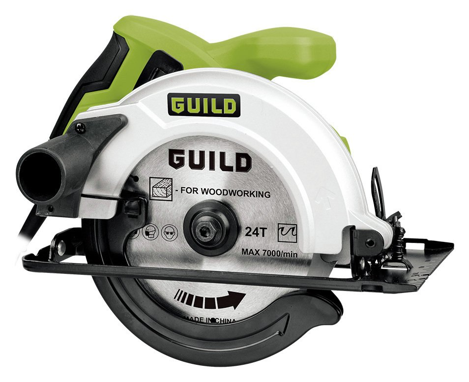 Guild - 160mm Circular Saw - 1200W lowest price