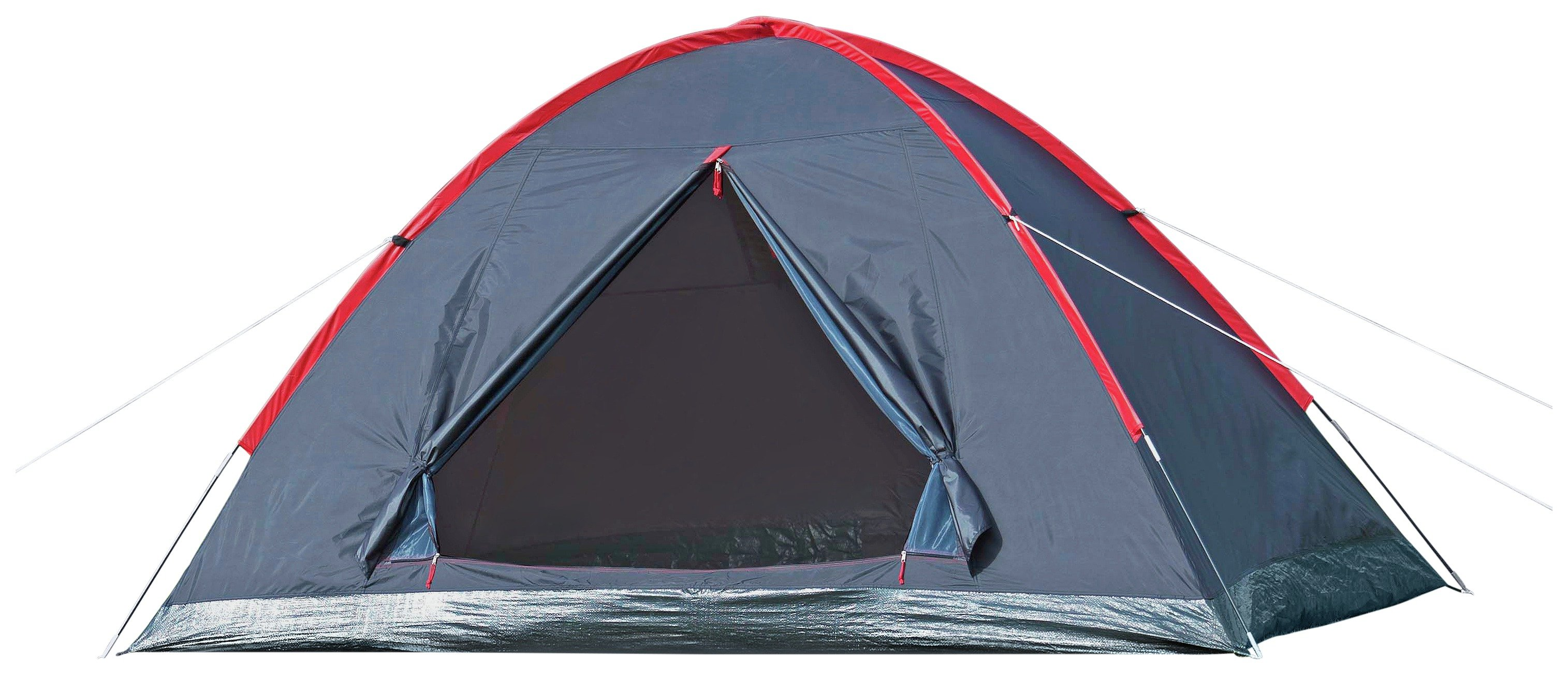 ProAction 5 Man 1 Room Dome Tent