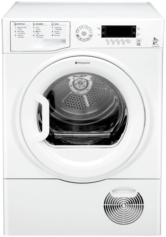 Hotpoint SUTCDGREEN9A1 Tumble Dryer - White.