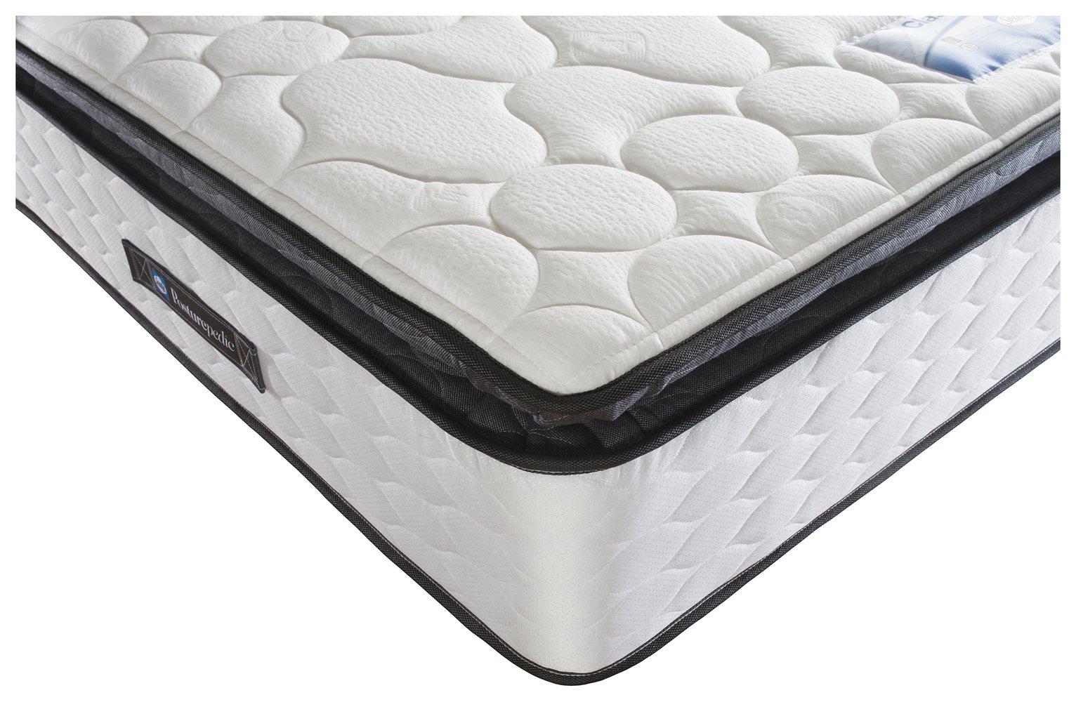 Sealy Repose Pillowtop Memory Foam Superking Mattress