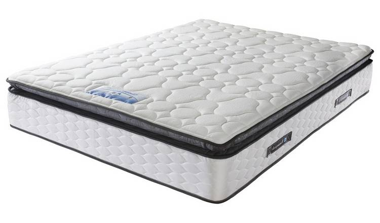 Buy Sealy Repose Memory Foam Pillowtop