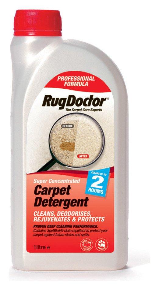 Rug Doctor Carpet Detergent   1 Litre