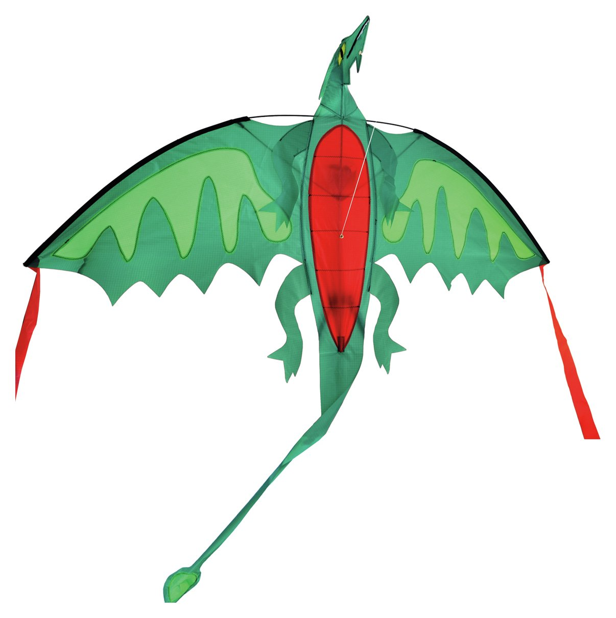 Image of Brookite - Chinese Dragon Kite - 158 x 140cm