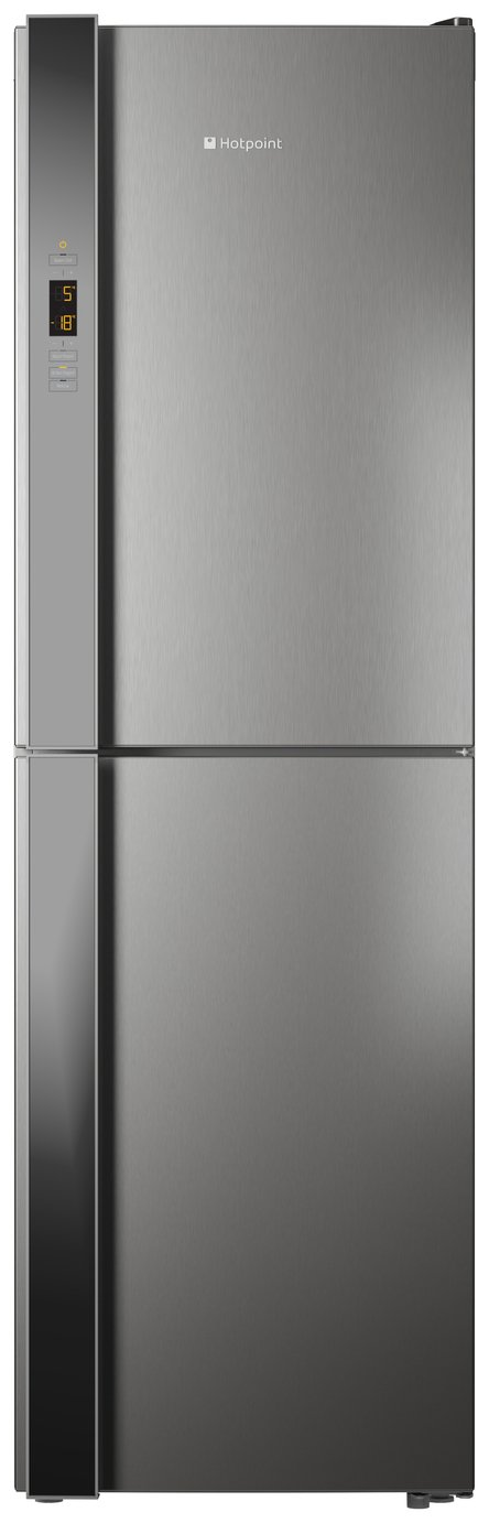 Hotpoint Day1 Ultima XUL8T2ZXOV.1 Fridge Freezer - S/ Steel