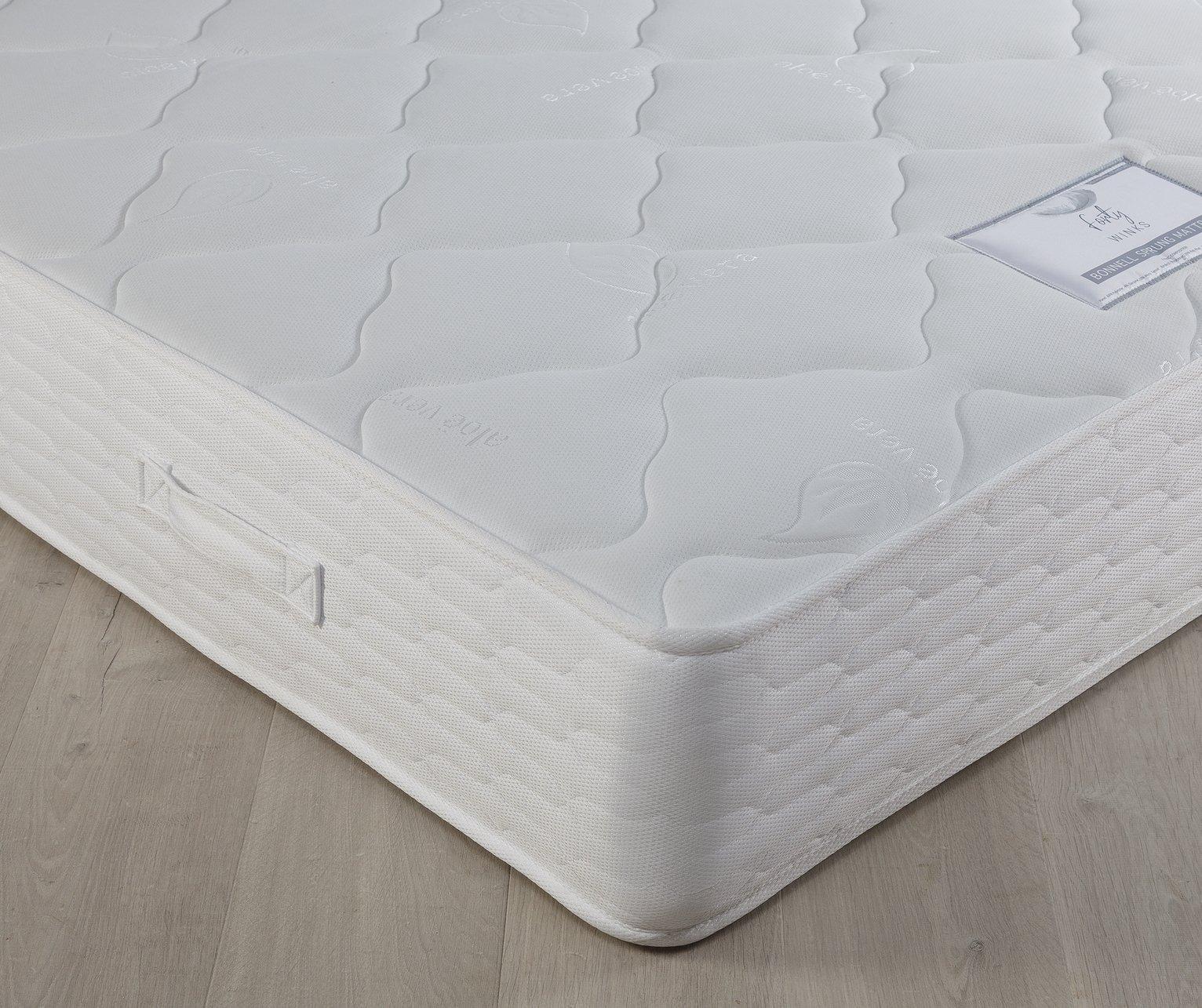Forty winks bonnel mattress - double