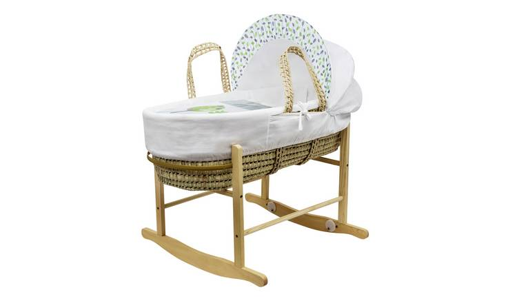 Three Little Birds Palm Moses Basket Bundle