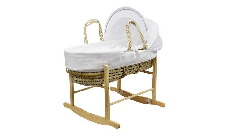 Hello There Palm Moses Basket Bundle