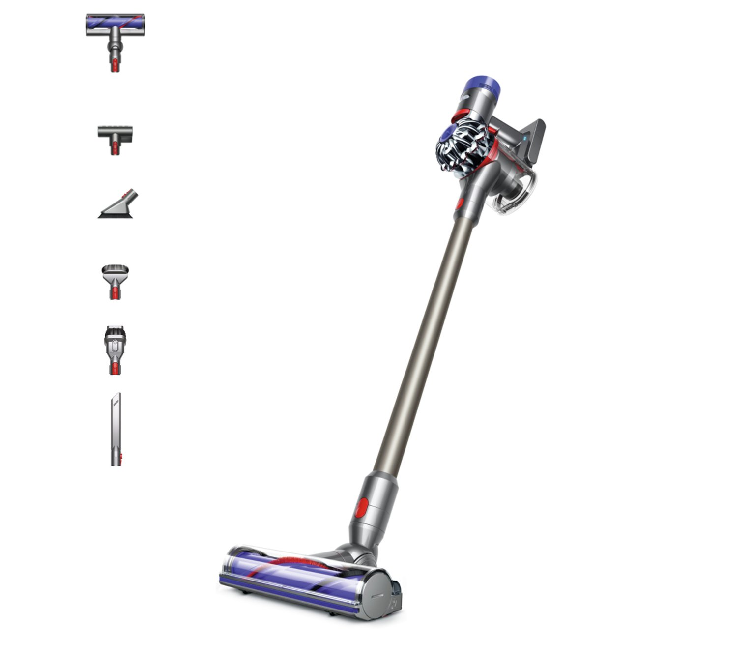 Dyson V8 Animal Extra Cordless Vacuum Cleaner