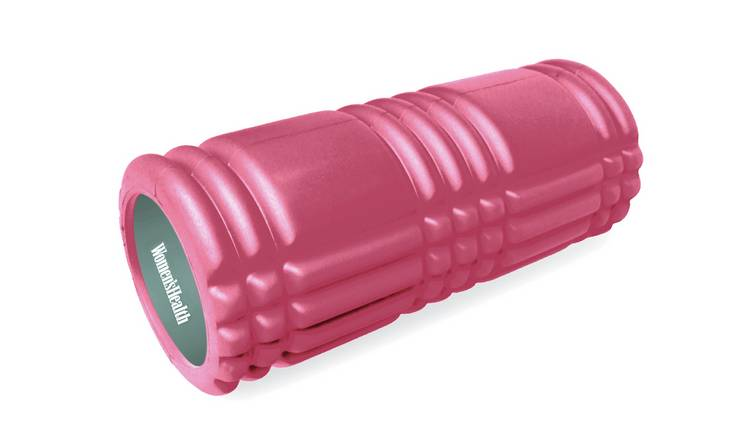 Women's Health Textured Foam Roller