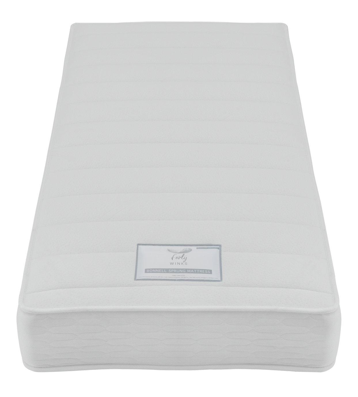 Forty winks bonnel open coil single mattress