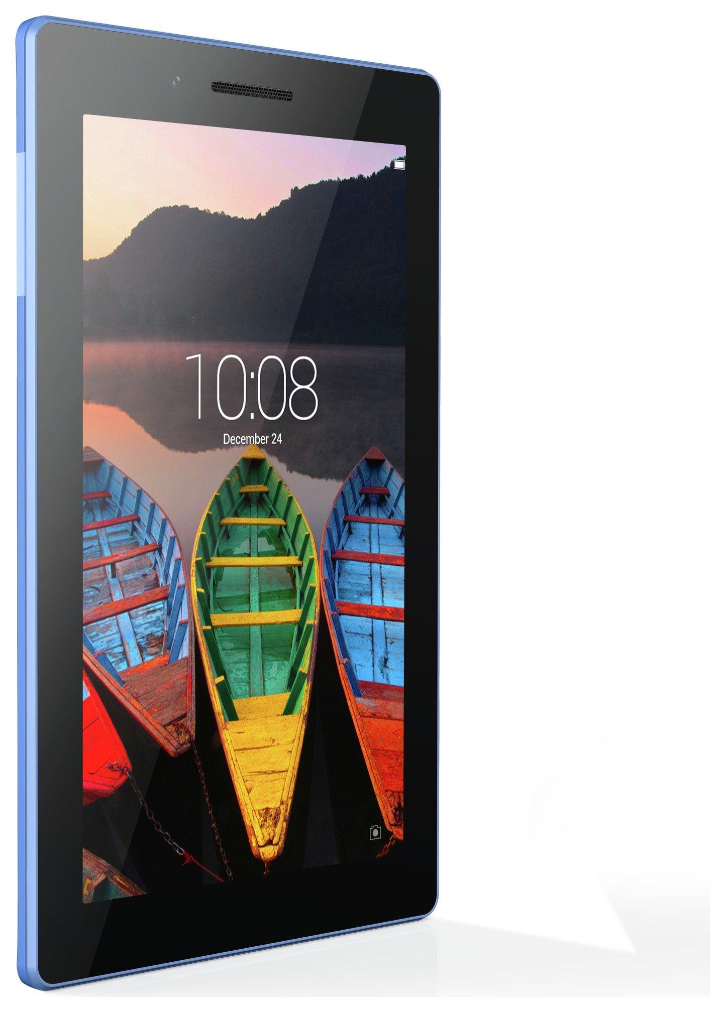 Lenovo Lenovo Tab3 7 Inch Wi-Fi 8GB Tablet - Blue.